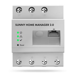 Im Memodo Solar-Shop - Der SMA SUNNY HOME MANAGER 2.0