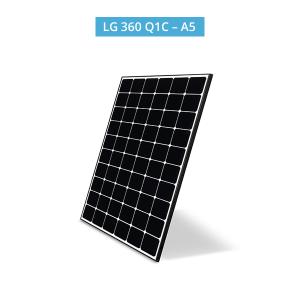 Solarmodul lg electronics 360 Q1C A5 - G NeON® R Black