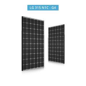 Solarmodul lg electronics 315 n1c g4