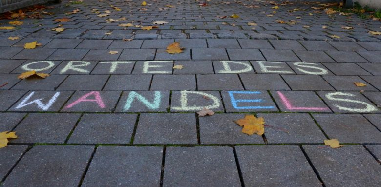 Orte des Wandels - Münchner Klimaherbst - Alternative Stadtführung