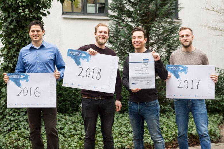Auszeichnung von EuPD-Research zum TOP PV Zulieferer im Großhandel gekürt