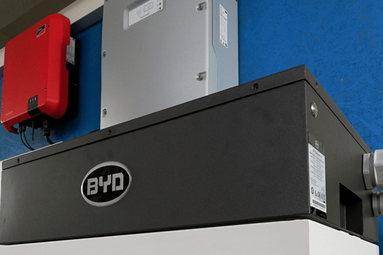 BYD Battery-Box Low-Voltage (B-Box LV)