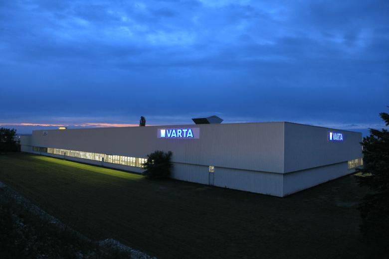 VARTA Storage Energiespeichersysteme