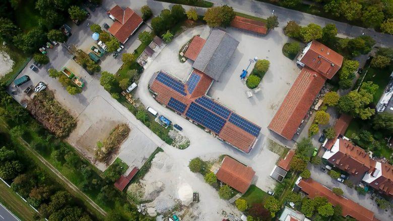 Photovoltaik-Großanlagen - Gewerbeanlagen - Freiflächen - Landwirtschaft