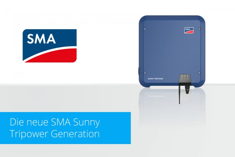 SMA Sunny Tripower - Die neue Generation STP