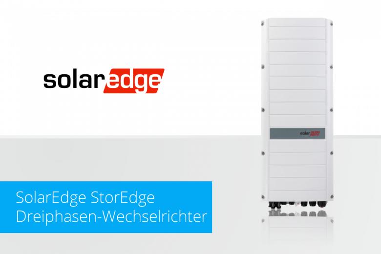 SolarEdge StorEdge Dreiphasen-Wechselrichter