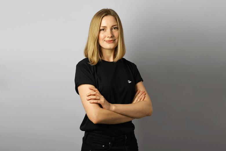Portrait Einkaufsmanagerin Natalia