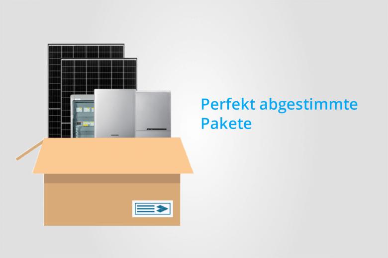 PV-Komplettpakete