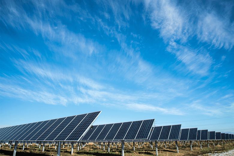 Photovoltaik-Freiflächenanlagen