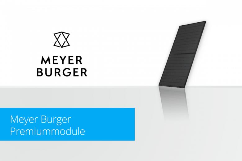 Meyer Burger PV-Module