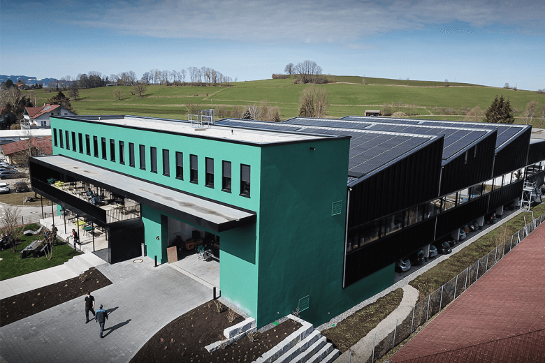 Das Suma Projekt, Rührtechnik, PV und Gewerbespeicher