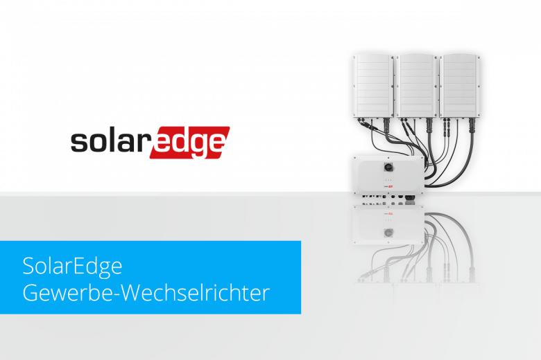 SolarEdge Gewerbe-Wechselrichter