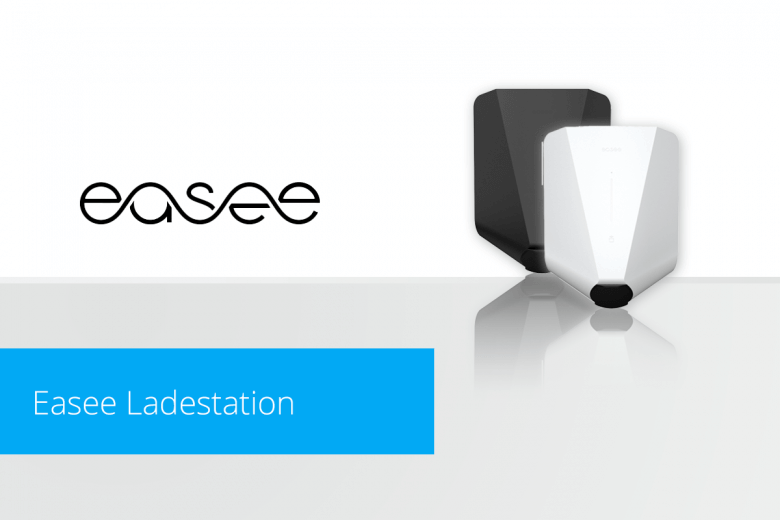 Easee Ladestation