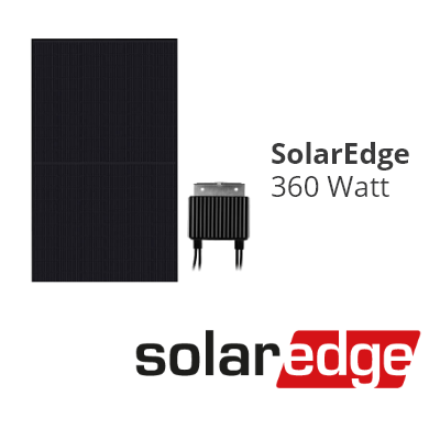 SolarEdge 360 Watt Modul mit SE Optimierer