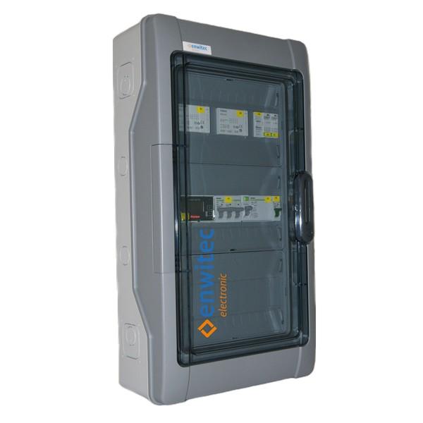 Dispositivo di commutazione Enwitec Fronius Symo Hybrid, incluso contatore