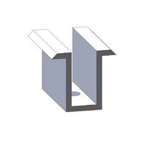 Alumero middle clamp 30-33 pre-assembled