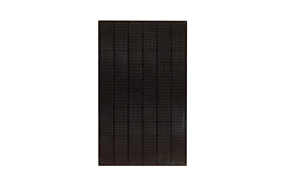 LG 320 N1K - A5 all black | LG Electronics | Solar panels