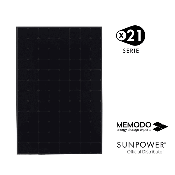 SunPower 350W X-Serie Black