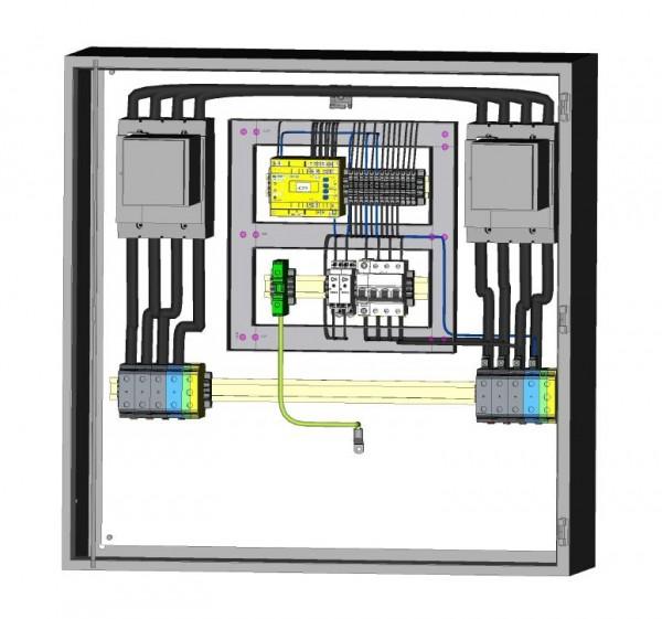 NA-Schutz HNA-099-0-0001 / 99 kVA 140A