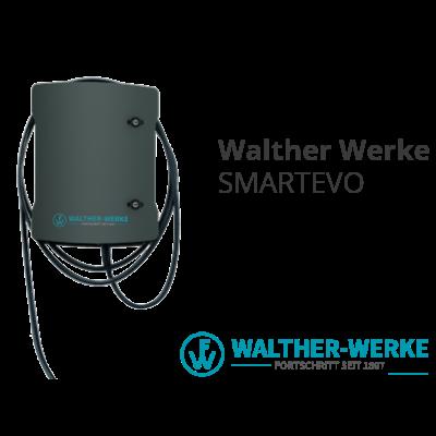 Walther Werke SMARTEVO. Die Walther Werke Wallbox.