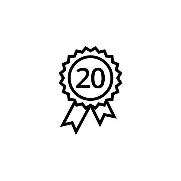 Estensione di garanzia SMA Active Gruppo di prezzo 7 20 anni