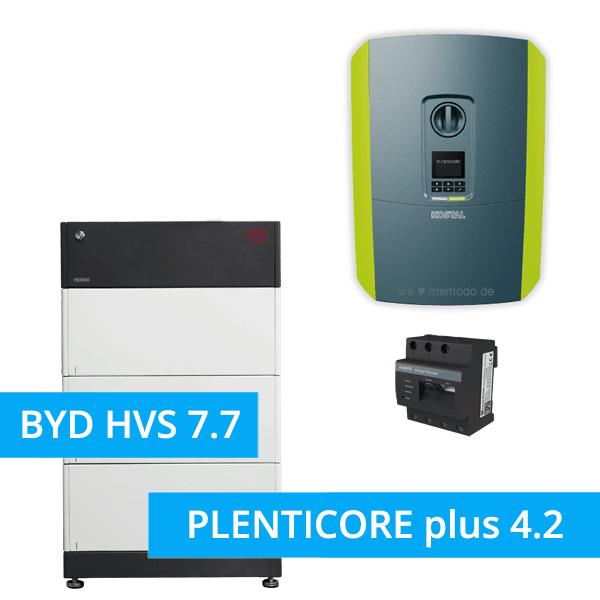 BYD Battery-Box Premium HVS 7.7 vysokonapěťový s Kostal Plenticore plus 4.2