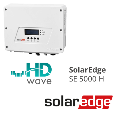 SolarEdge Wechselrichter HD-Wave