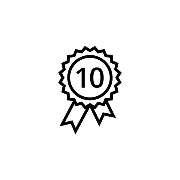 Fronius prodloužení záruky Plus 10 let K6