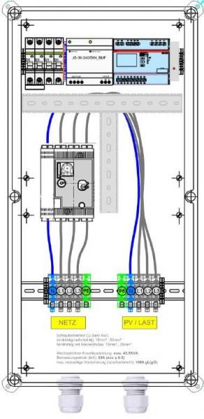Enwitec NA-Schutz feed-guard 150 kVA 217A