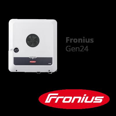 Fronius Hybrid-Wechselrichter Gen24. Primo und Symo.