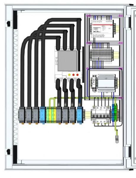 HIS NA-Schutz HNA-0134-0-B002 / 135 kVA 200A