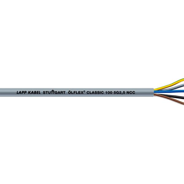 Lapp Ölflex AC Anschlusskabel, 5x16 mm², 10 m