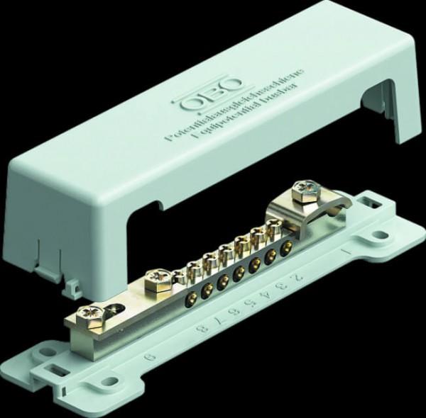 OBO equipotential bonding rail 7x25 mm²