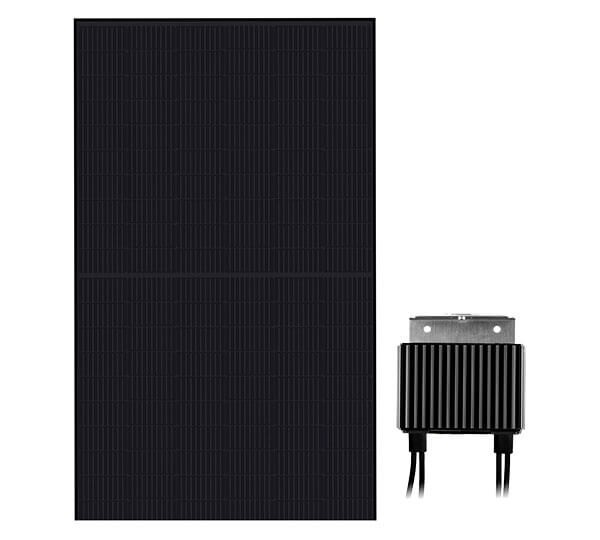 SolarEdge SPV 360 inkl. SE Optimierer - Black