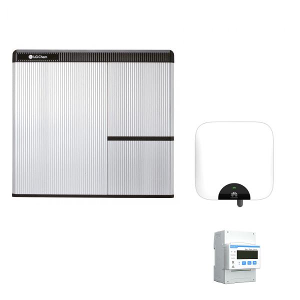 LG Chem RESU 7H & Huawei SUN2000L 4.6KTL set
