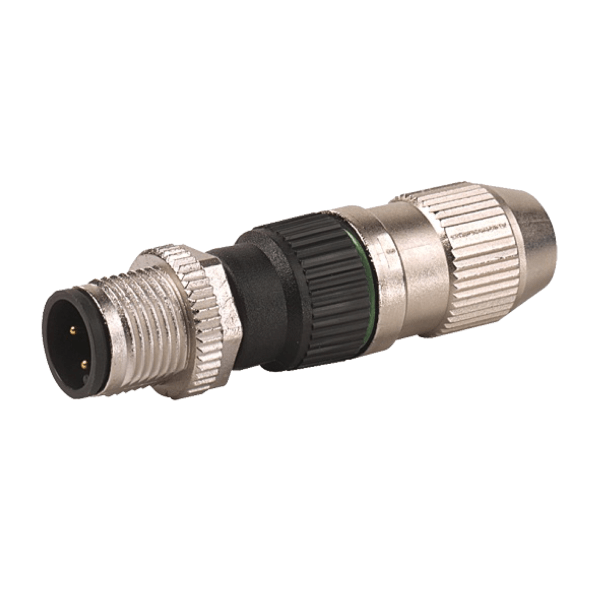 SMA M 12 connector for RS485
