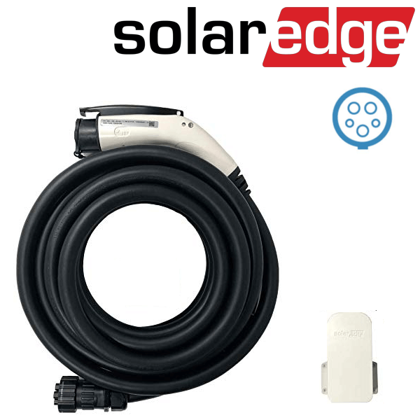 SolarEdge EV charger cable set type I 7.6 m