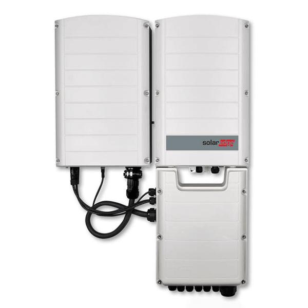 SolarEdge SE55K-N4 Klemmen