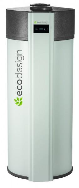 ecodesign Brauchwasserwärmepumpe ED 300 WT