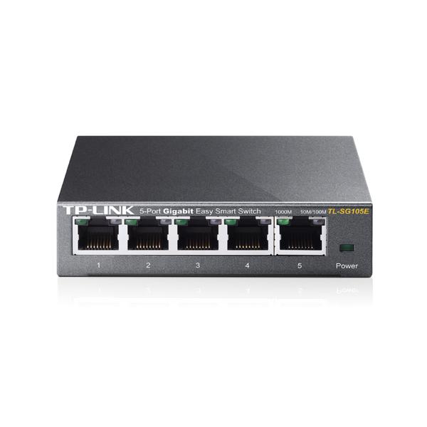 Switch TP-Link TL-SG105E Gigabit a 5 porte