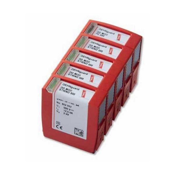 SMA DC surge arrester input A+B, type II, STP TL-30