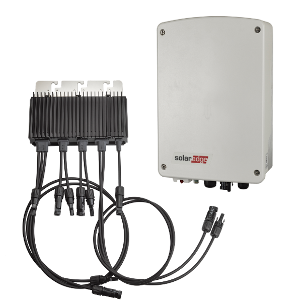 SolarEdge SE1500M + M2640 Paket Extended