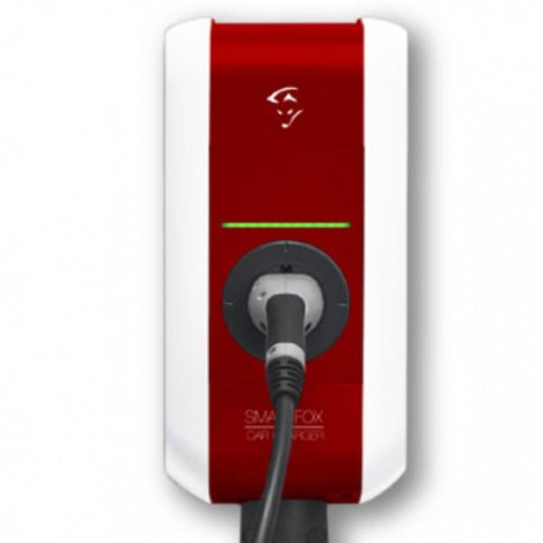 Set caricabatterie per auto SmartFox 22 kW