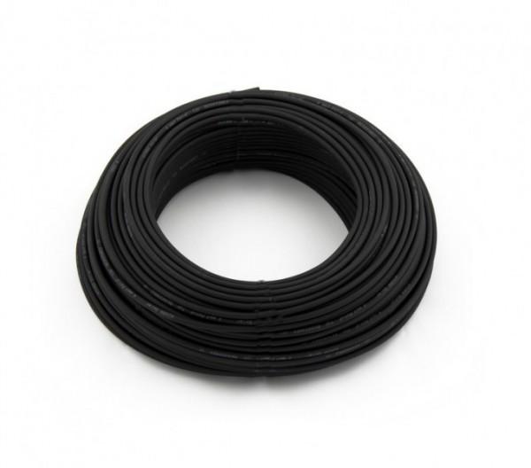 Solární kabel HIS Hikra PLUS EN 6,0 mm² 100m černý