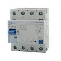 Wallbox FI-Schutzschalter Doepke DFS4 040-4/0,03-EV