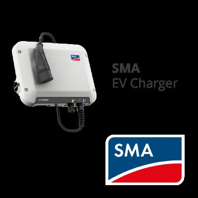 SMA EV Charger. Die SMA Wallbox