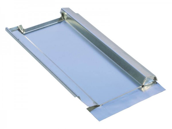 Marzari metal roof plate type Grande 300, galvanised