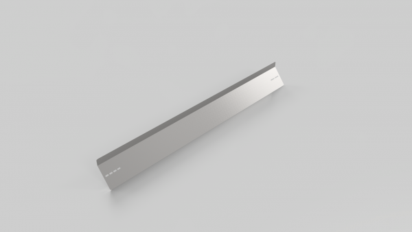 PMT EVO 2.0 rear panel 10°, 2100 mm, 52215-1658