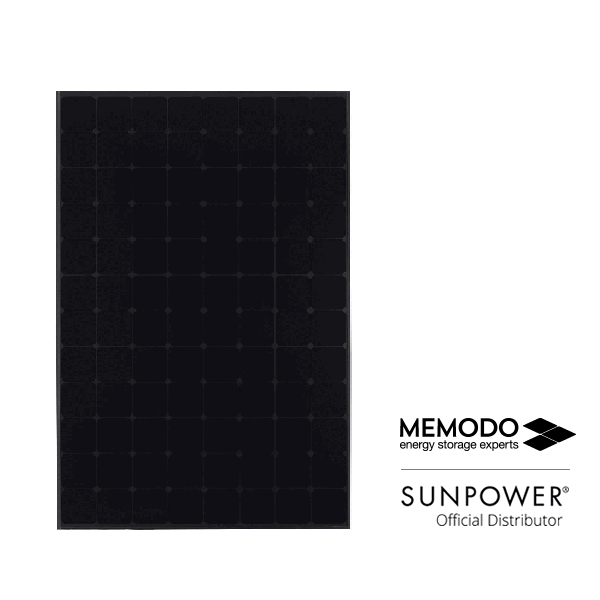 SunPower 375W MAXEON 3 Black