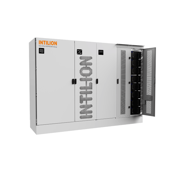 INTILION scalestac 100 kW, 154 kWh